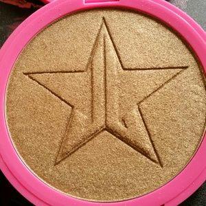 Jeffree Star Highlighter- So Fucking Gold